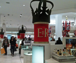 Fashionista: Olympics Prep And A Diamond Jubilee Make For A Fun Visit To London