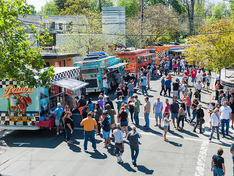 Gourmet Food Rolls Into Vallejo With Food Truck Mania