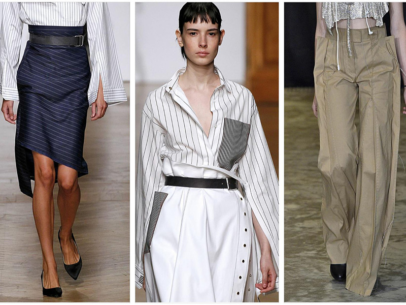 Trends: Individualized Fashion For Spring, 2018