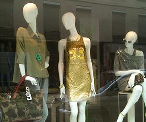 Fashionista: Paris Gets A Dose Of American Culture
