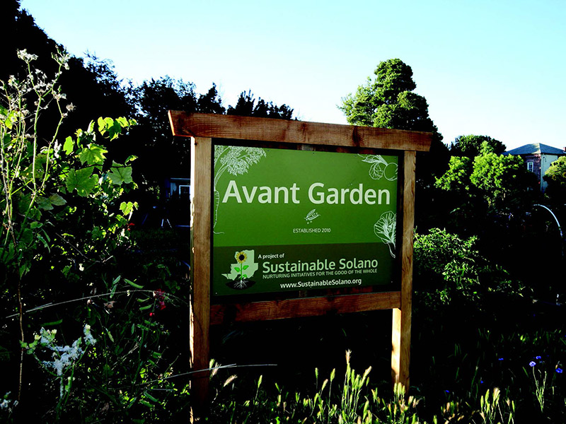 Avant Garden Begins Peak Season As Sustainable Solano Continues To Grow