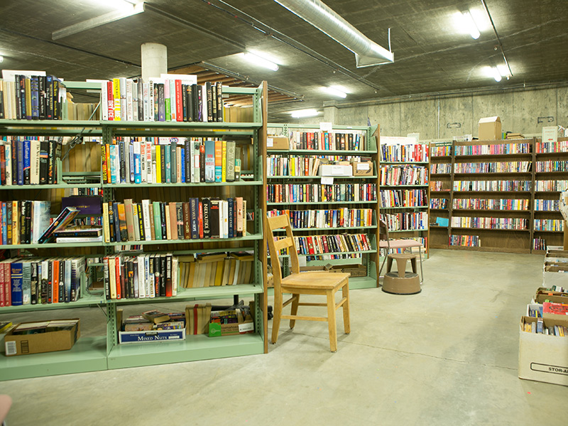 Friends of the Library to Hit $1 Million in Used Book Sales