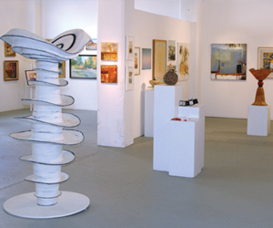 Making Art Accessible At Three Benicia Galleries