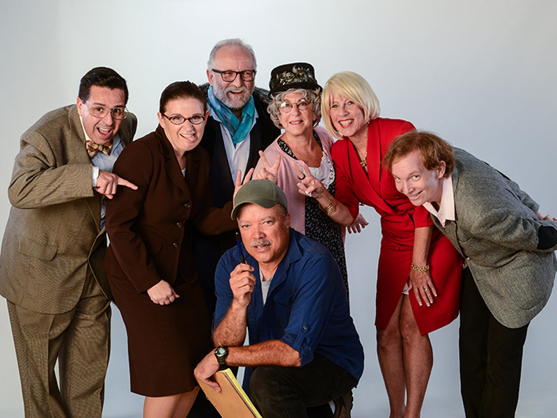Plenty Of Laughs At Old Town Theatre Group's Fall Play, Social Security