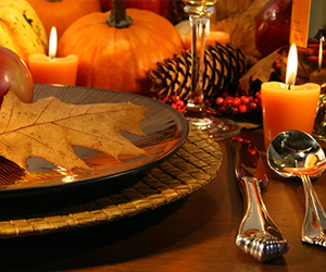 Tips For Ceating A Welcoming & Memorable Thanksgiving Table