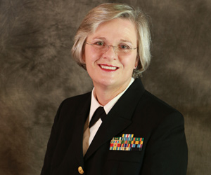 Interview With Becky Dunavent, Naval Reserve Captain