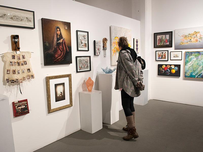 Annual Art Of A Community Showcases Arts Benicia Member Artists