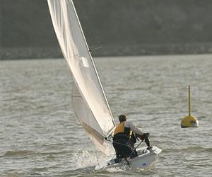 Benicia's Competitive, Yet Friendly, Vanguard Racing Fleet