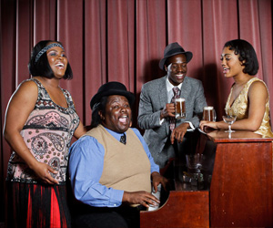 Ain't Misbehavin': The Fats Waller Musical Opening In February
