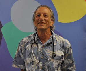 Interview With Local Pediatrician Gary Winston