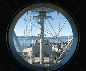 Suisun Bay's Ghost Fleet Fades Into History