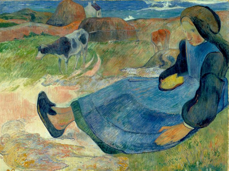 Gauguin: A Spiritual Journey At The De Young Museum