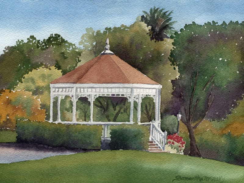 Local Artist Featured At Benicia Plein Air Gallery