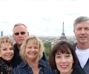 Fashionista: Five Friends Celebrate Turning 60 With A Trip To Paris