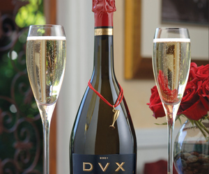 Popping The Bubbly For Valentine's Day Or Any Day