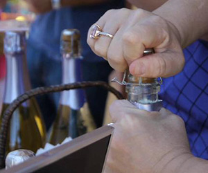Annual June Wine Walk Draws Hundreds Of Tasters