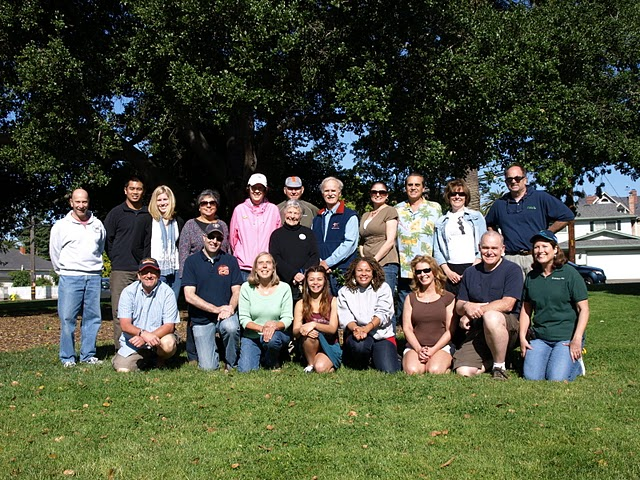 Benicia's First Heritage Tree Honored
