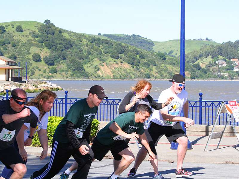 Annual Benicia Run For Education 5K and 10K Footrace May 5, 2019