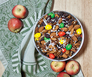 Healthier Holiday Snacking