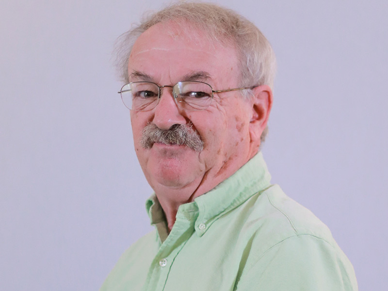 Post Retirement, Mike Caplan Is An Indispensable Community Volunteer
