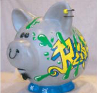 Parade of Pigs Fundraiser Moves into Final Stage