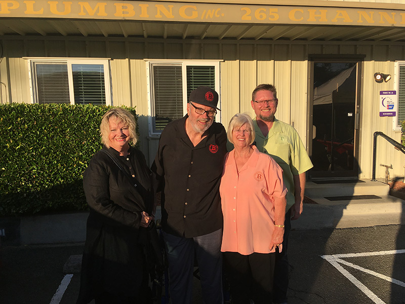 Beloved Community Leader Bill Cawley Jr. Retires