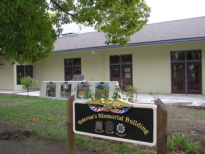 Social Activities, Camaraderie and More at Benicia Veteran's Hall