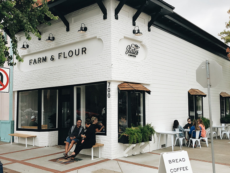 Farm & Flour's Specialty Toasts And Coffee