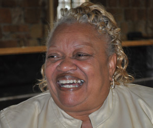 Interview With Community Action Council's Viola Robertson