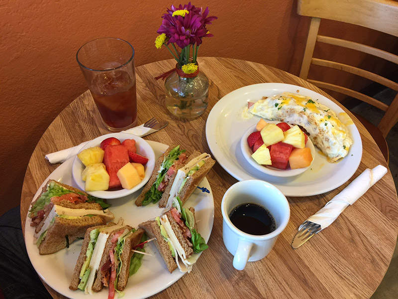 Downtown Benicia's Hidden Gem Of A Café