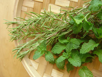 Cooking with Herbs for Your Health