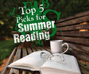 Five Fun Beach Reads To Entertain In July