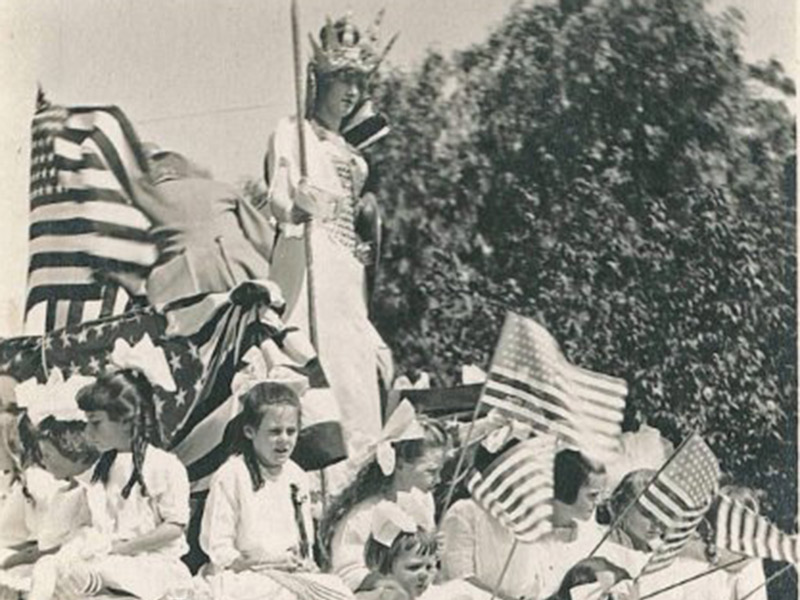Benicia's Independence Day Parade: A Century Of Tradition
