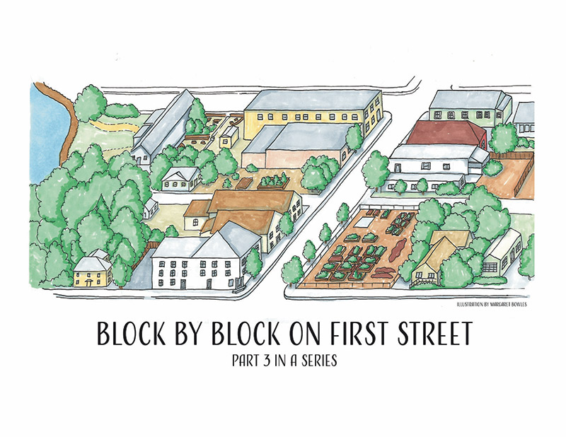 Rediscovering First Street, Part 3