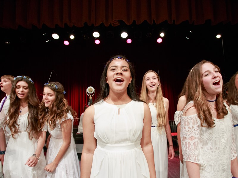 A Dream Comes True For VOENA To Perform At Carnegie Hall