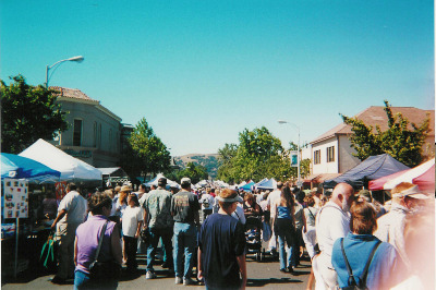 30,000 People Descend on Benicia's Historic Downtown For Annual Street Fair