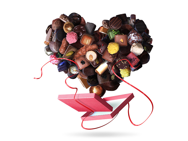Captivate Your Valentine With Delectable Chocolates From Six Local Shops