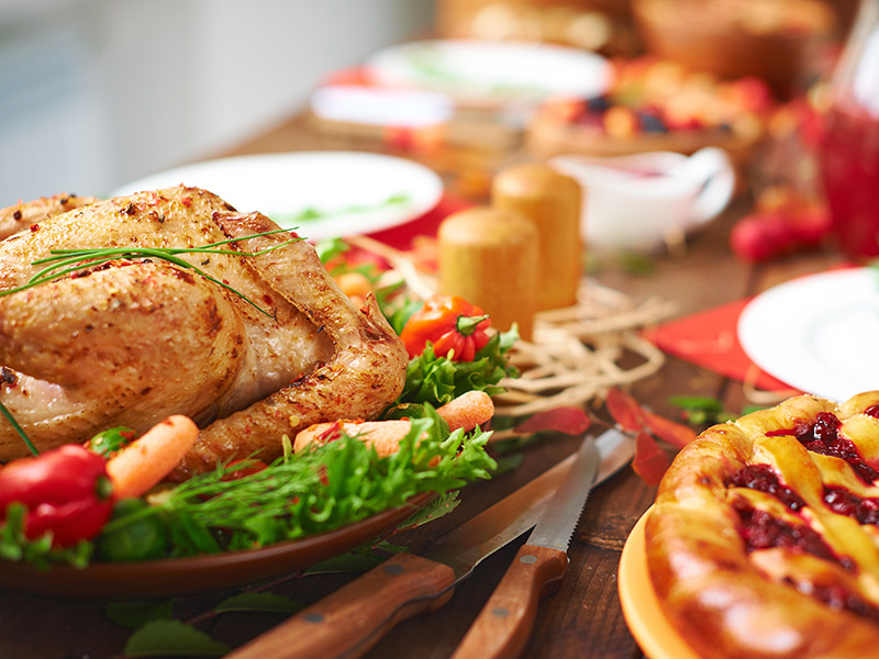 From The Heartfelt To The Humorous, Locals Share Thanksgiving Experiences