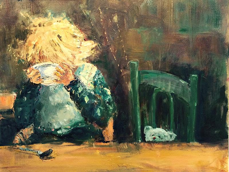 Gallery 621 Features Benicia Painter Nikki Basch-Davis