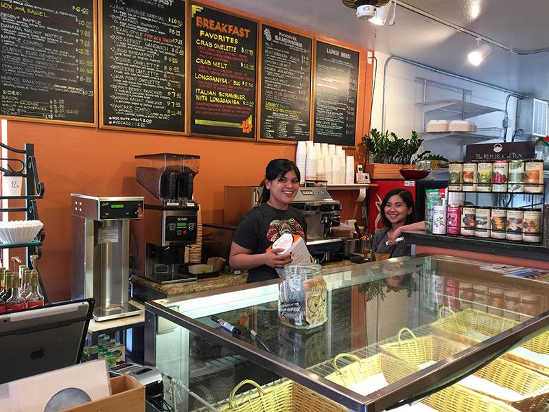 Benicia's Emerging Coffeehouse Culture