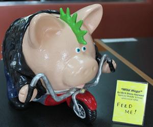 A Piggy Parade And Spring Celebration Benefits Local Schools