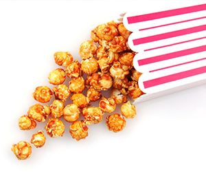 Popcorn Plays A Starring Role In February's Parties