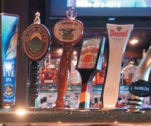Tapping Into Benicia Beer