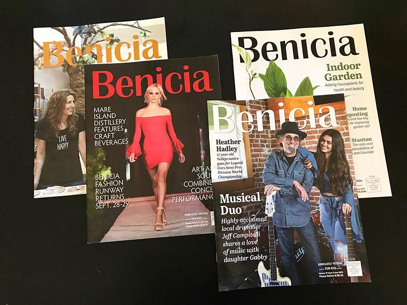 A New Era For Benicia Magazine