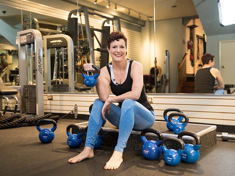 Interview: Laurie Key, Local Bartender And Body Builder