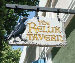 Interview with Thomas Hamilton Co-owner of Benicia's Rellik Tavern