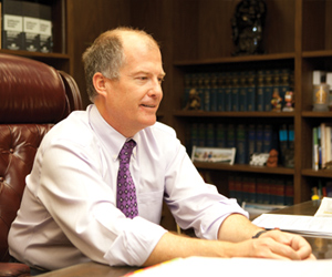 Interview: Dan Healy, Solano County Superior Court Judge