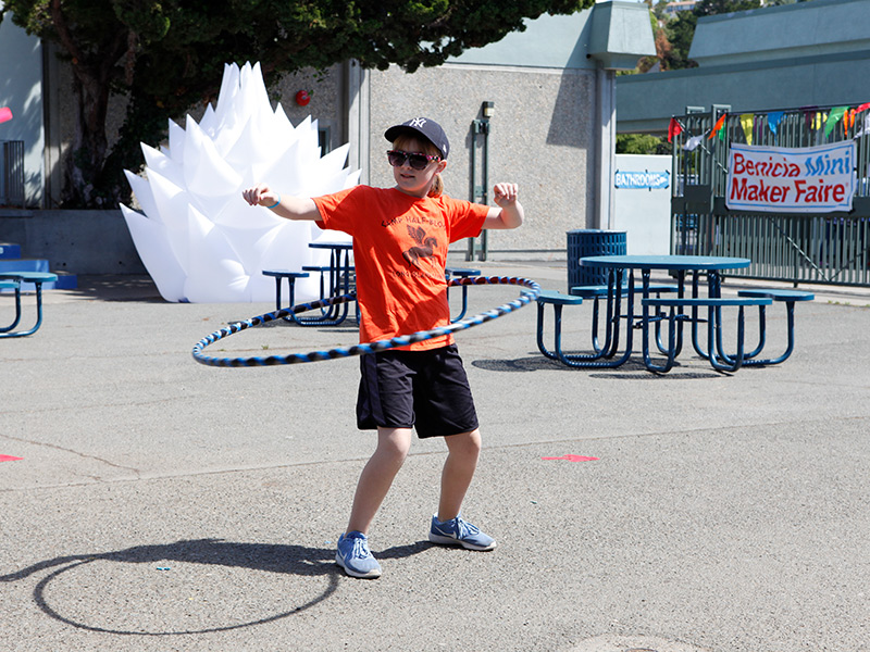 In Its Third Year, Mini Maker Faire Returns To Benicia Middle School