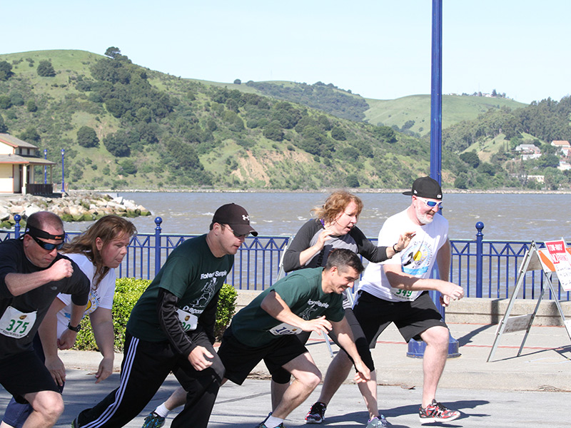 New This Year At 11th Annual Waterfront Footrace