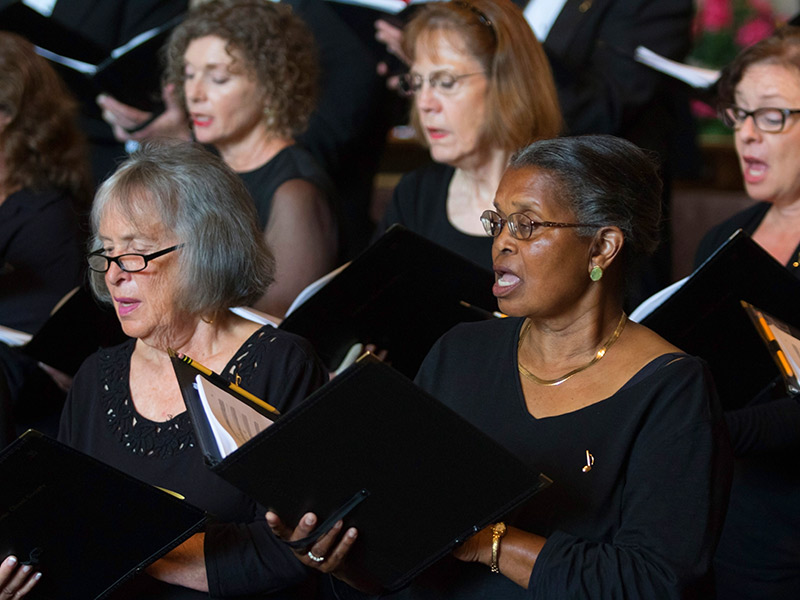 Vallejo Choral Society Still Thriving At 100th Anniversary